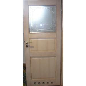 Medinės durys 2