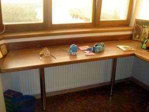 Palangė-stalas